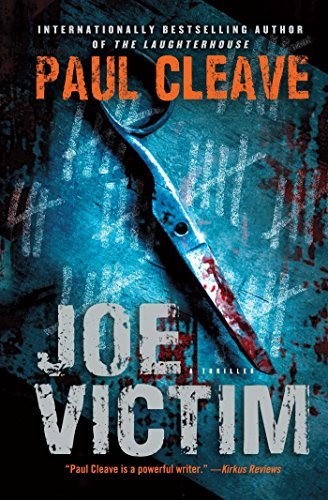 Paul Cleave Joe Victim