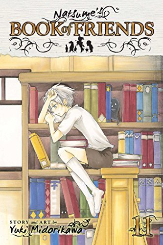 Yuki Midorikawa Natsume's Book Of Friends Volume 11