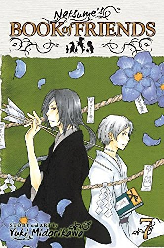 Yuki Midorikawa Natsume's Book Of Friends Volume 7
