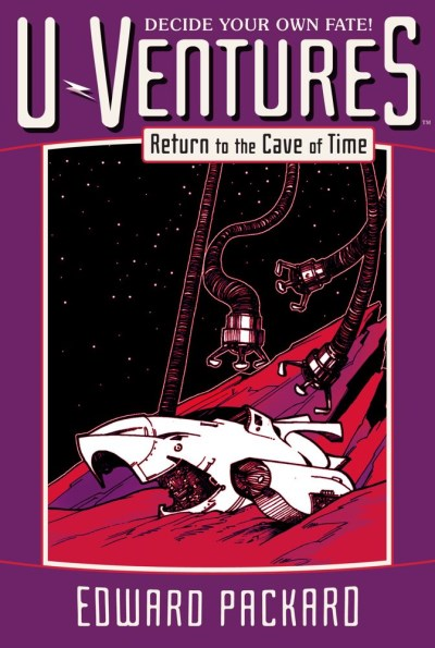 Edward Packard Return To The Cave Of Time