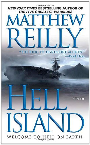 Matthew Reilly Hell Island