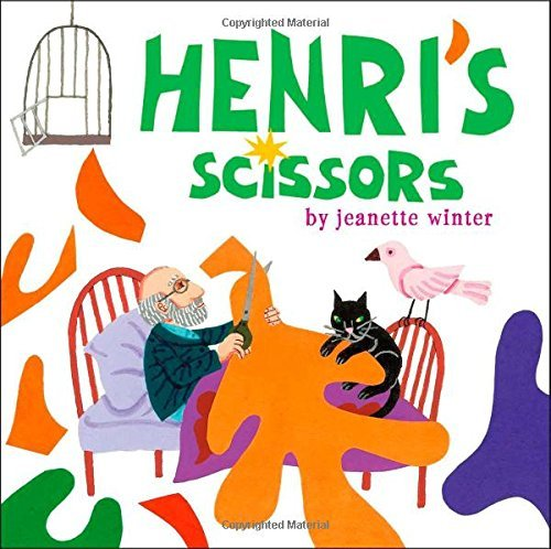 Jeanette Winter Henri's Scissors