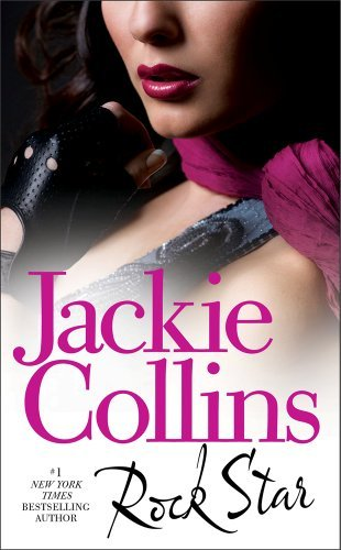 Jackie Collins Rock Star