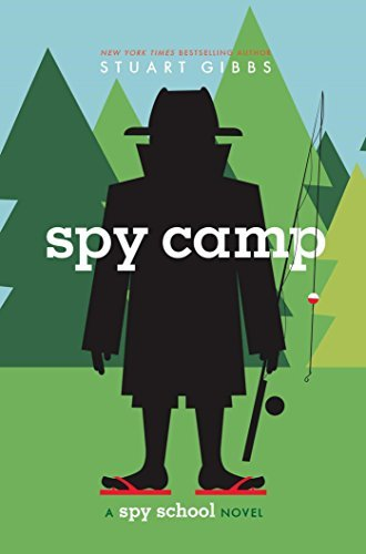 Stuart Gibbs Spy Camp