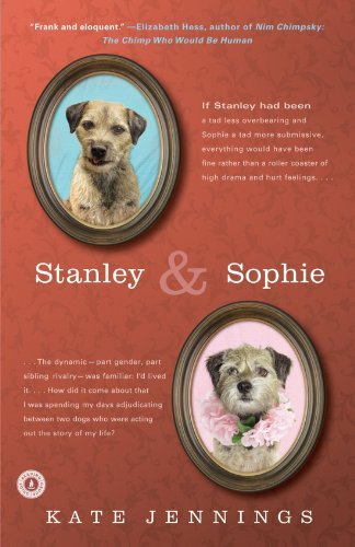 Kate Jennings Stanley And Sophie