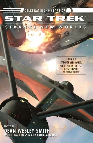 Dean Wesley Smith Strange New Worlds Volume 9