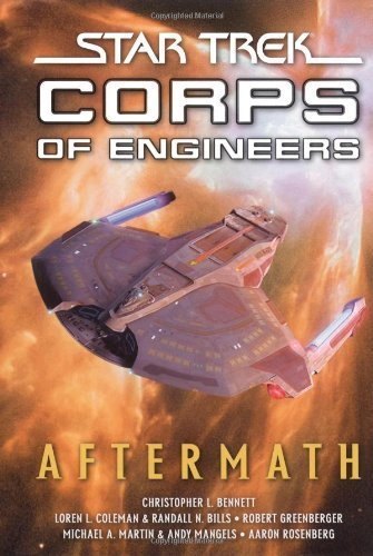Keith R. A. Decandido Star Trek Corps Of Engineers Aftermath
