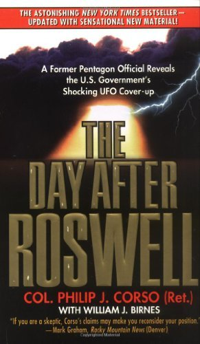 Philip Corso The Day After Roswell