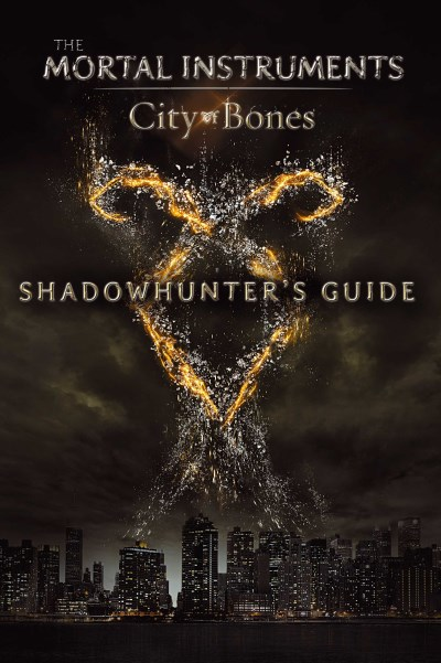 Mimi O'connor Shadowhunter's Guide City Of Bones Media Tie In