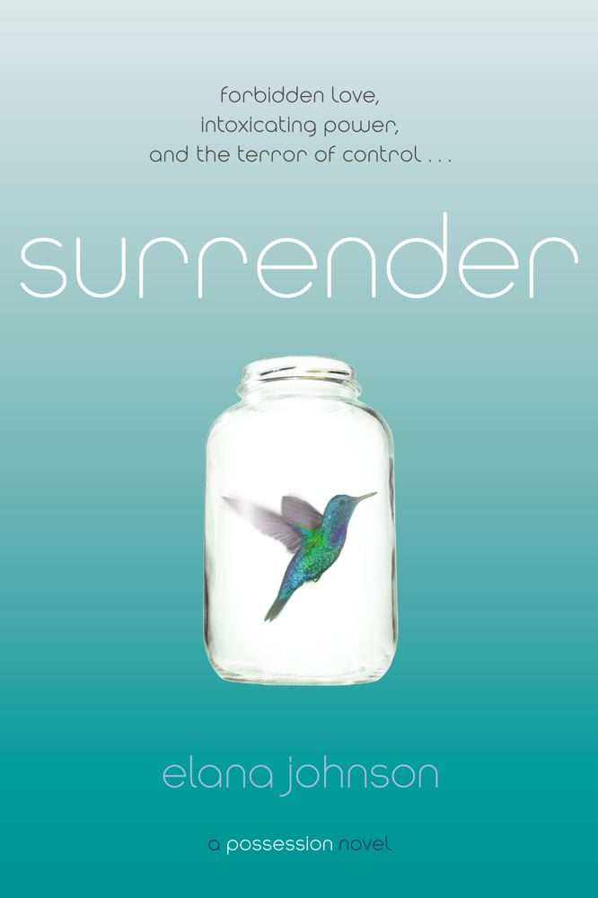 Elana Johnson Surrender A Possession Novel