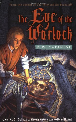 P. W. Catanese The Eye Of The Warlock A Further Tales Adventure