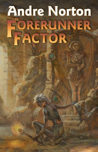 Andre Norton The Forerunner Factor Original
