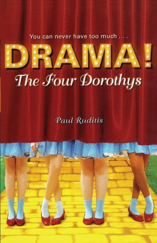 Paul Ruditis The Four Dorothys