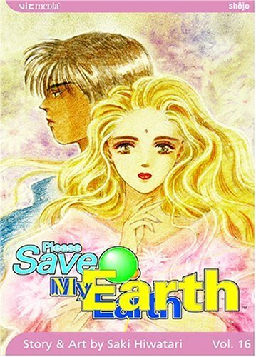 Saki Hiwatari Please Save My Earth Volume 16