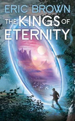 Eric Brown The Kings Of Eternity