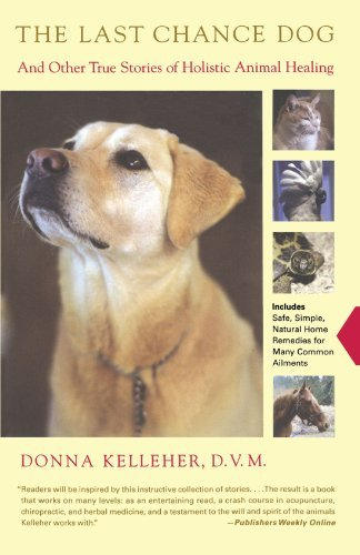Donna Kelleher The Last Chance Dog And Other True Stories Of Holistic Animal Healing