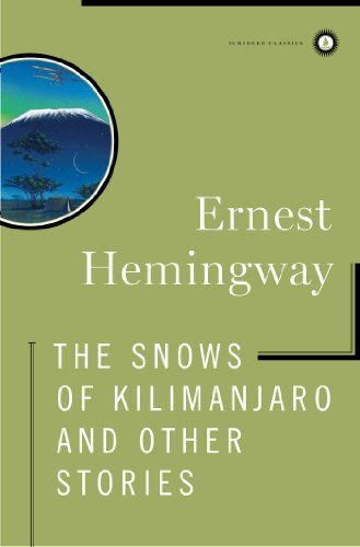 Ernest Hemingway The Snows Of Kilimanjaro And Other Stories Special