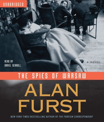 Alan Furst The Spies Of Warsaw