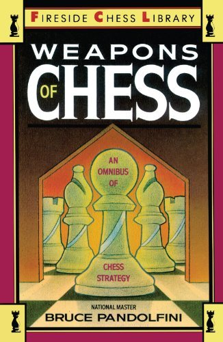 Bruce Pandolfini Weapons Of Chess An Omnibus Of Chess Strategies