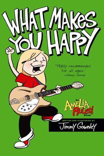 Jimmy Gownley What Makes You Happy