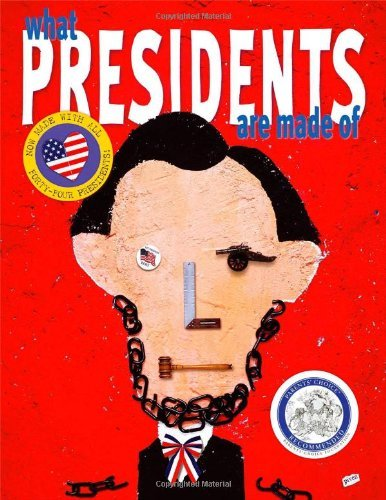 Hanoch Piven What Presidents Are Made Of Reprint