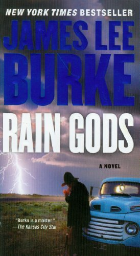 James Lee Burke Rain Gods