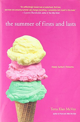Terra Elan Mcvoy The Summer Of Firsts And Lasts