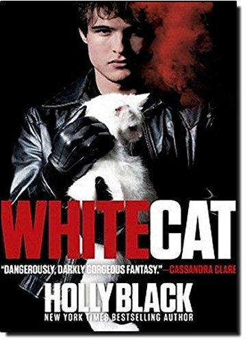 Holly Black White Cat