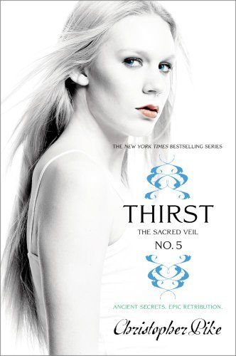 Christopher Pike Thirst No. 5 The Sacred Veil Original