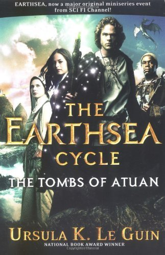 Ursula K. Le Guin The Tombs Of Atuan Book Two