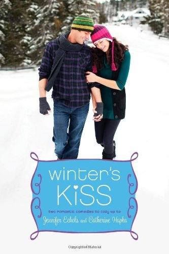 Jennifer Echols Winter's Kiss The Ex Games; The Twelve Dates Of Christmas Bind Up