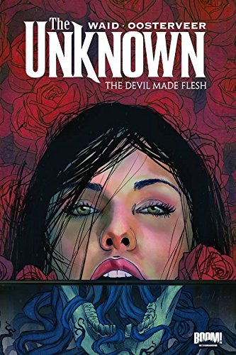 Mark Waid The Unknown The Devil Made Flesh
