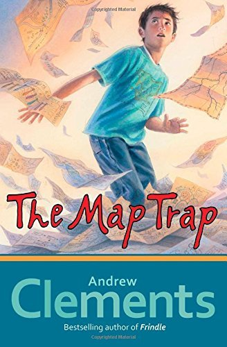Andrew Clements The Map Trap