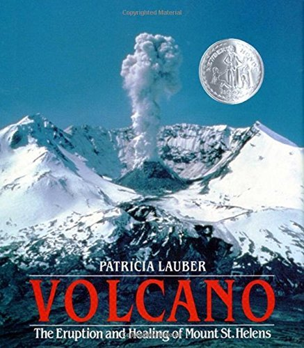 Patricia Lauber Volcano The Eruption And Healing Of Mount St. Helens