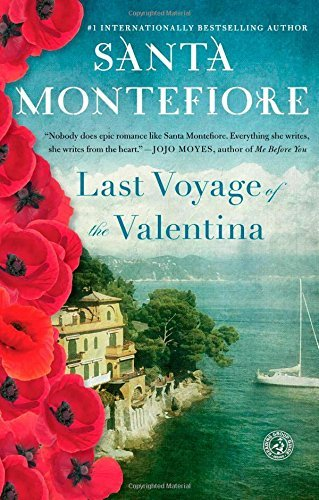 Santa Montefiore Last Voyage Of The Valentina