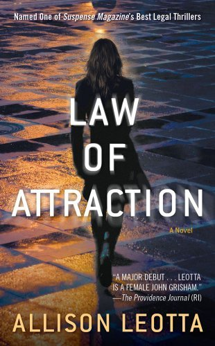 Allison Leotta Law Of Attraction