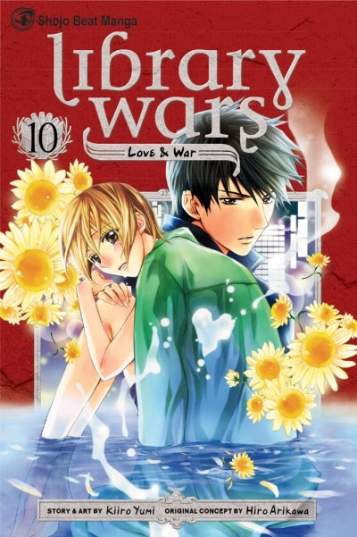 Kiiro Yumi Library Wars Love & War Volume 10