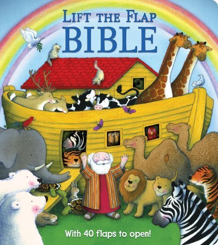 Sally Lloyd Jones Lift The Flap Bible