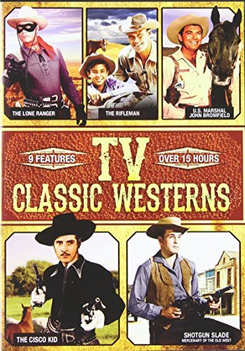 Tv Classic Westerns Vol. 4 Nr 3 DVD
