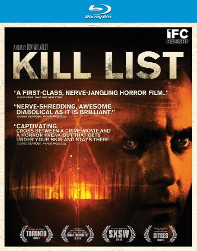 Kill List Maskell Smiley Blu Ray Ws R