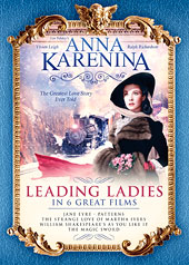 Leading Ladies Leading Ladies Nr 2 DVD Slimline
