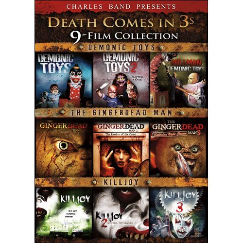 Death Comes In 3's Death Comes In 3's Explicit Version Nr 2 DVD Slimline