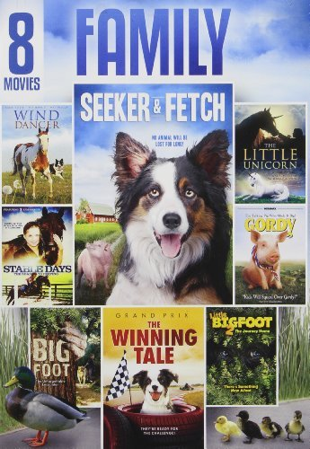 8 Movie Family Pack Vol. 3 Nr 2 DVD Slimline
