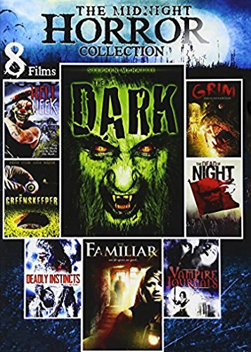 8 Film Midnight Horror Vol. 15 8 Film Midnight Horror Collect Nr 2 DVD