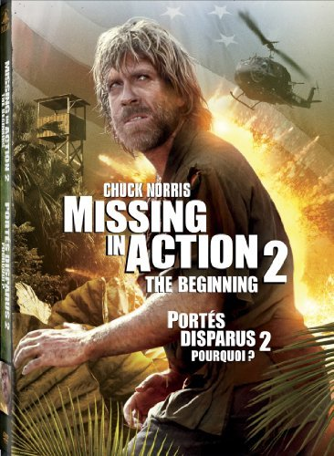 Missing In Action 2 The Begin Norris Chuck R