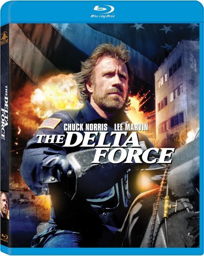 Delta Force Norris Marvin Blu Ray Ws R