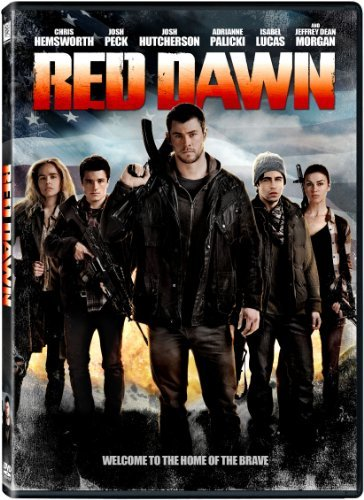 Red Dawn (2012) Hemsworth Hutcherson Lucas Ws Pg13