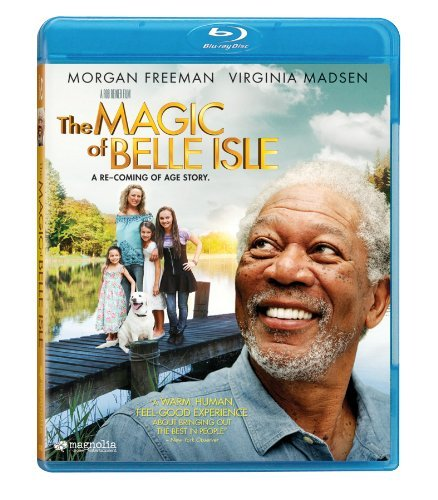 Magic Of Belle Isle Freeman Madsen Carroll Blu Ray Ws Pg