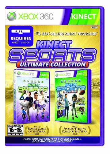 Xbox 360 Kinect Kinect Sports Ultimate Microsoft Corporation