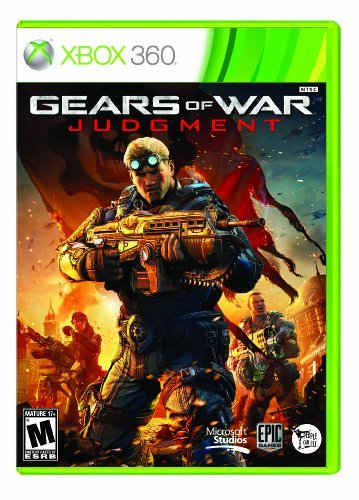 Xbox 360 Gears Of War Judgment Microsoft Corporation M